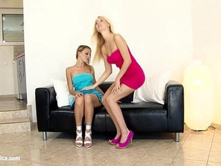 Spectacular lovers by sapphic erotica lesbian sex with antonia bernice
