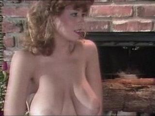 Christy canyon and rikki blake hot lesbian sex scene