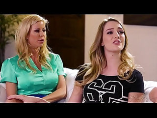 Fantasize about Step Mom and Daughter sex Kenna James, Alexis Fawx, Brett Rossi